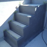 Etape 4, l'escalier