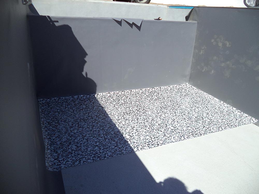 etapes de pose de liner piscine de a z. Black Bedroom Furniture Sets. Home Design Ideas