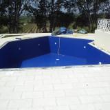 Liner bleu marine